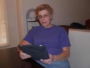 Reading my free e-book!