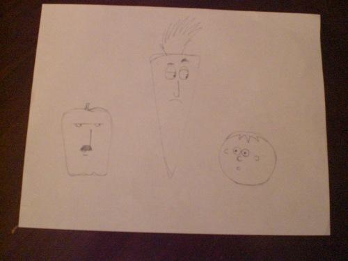 Ian cartooning 001