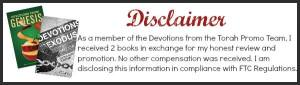 Devotions disclaimer