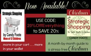 strategic shopping discount