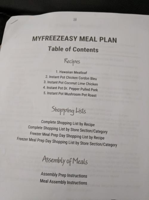 freezer meals 3