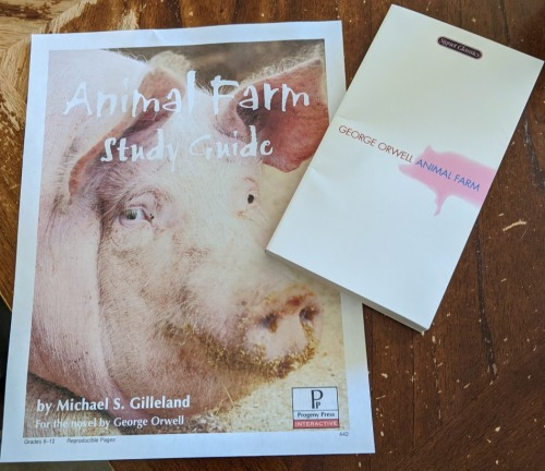 animal farm e guide